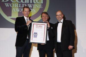 Decanter World Wine Awards 2013.